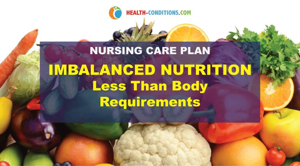 nursing diagnosis of imbalanced nutrition and metabolism Nutrition in cancer care can be affected by the tumor or by treatment and   altered metabolism of fats, proteins, and carbohydrates is evident in patients with   manual for radiation oncology nursing practice and education.